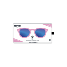 Izipizi C SUN Jelly Pink Mirror sunglasses