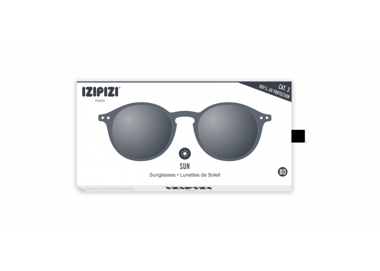 Izipizi D SUN Grey sunglasses