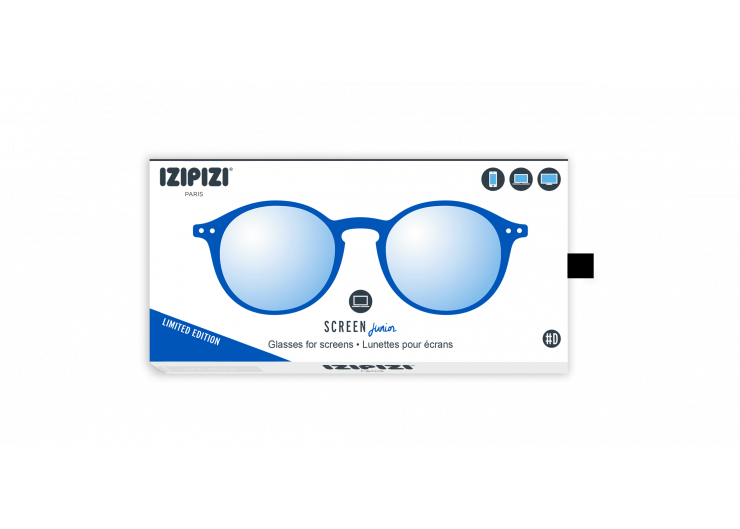 Izipizi D SCREEN JUNIOR King BluIzipizi E SCREEN protective glasses kids