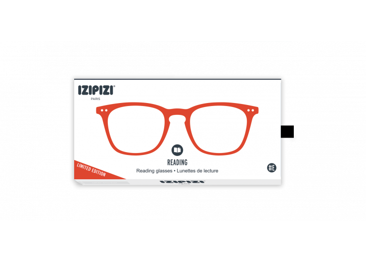 Izipizi E Orange Pumpkin reading glasses