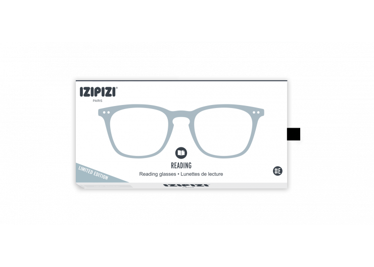 Izipizi E Slate Blue reading glasses