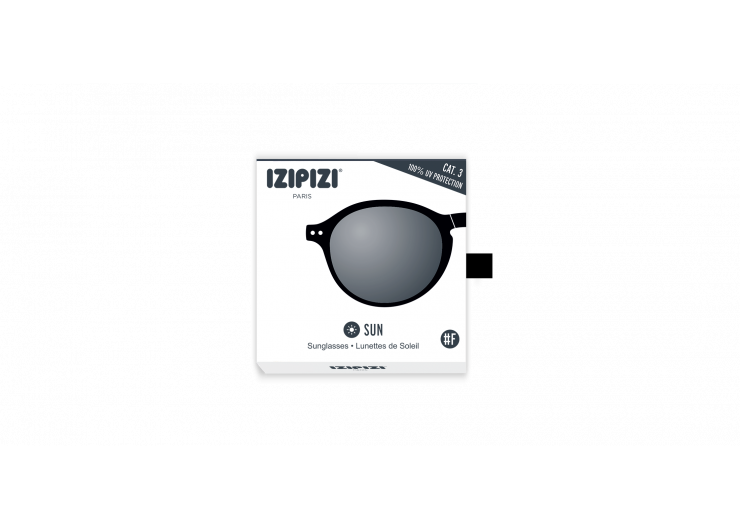 Izipizi F SUN Black sunglasses