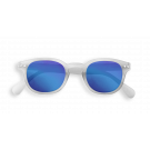 Izipizi C SUN JUNIOR White Mirror sunglasses kids