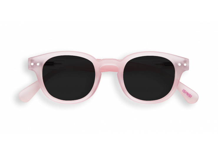 Izipizi C SUN JUNIOR Pink Halo sunglasses kids