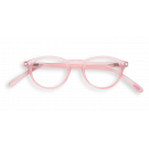 Izipizi A Pink Halo reading glasses