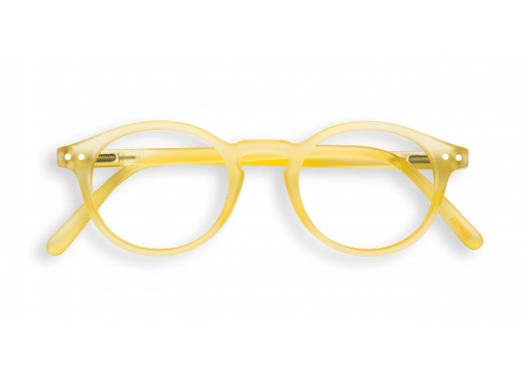 Izipizi H SCREEN Yellow Chrome lunettes repos ecran ordinateur