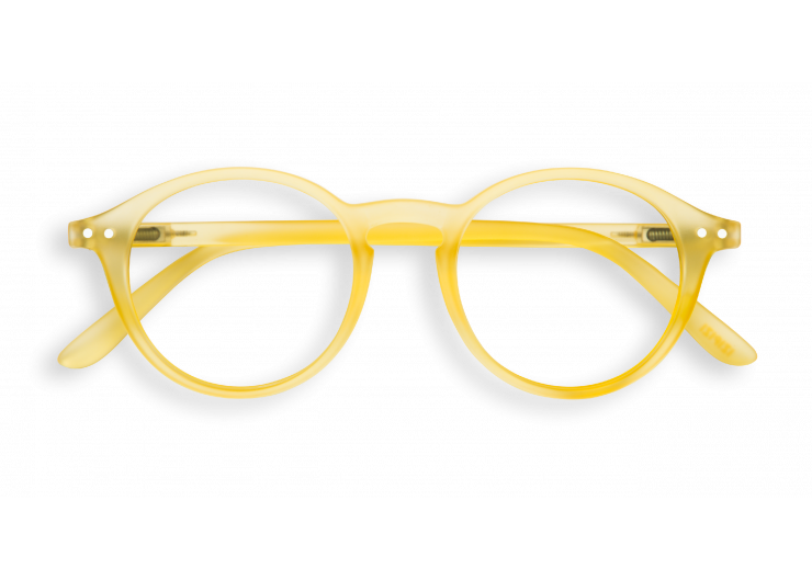 Izipizi D Yellow Chrome reading glasses