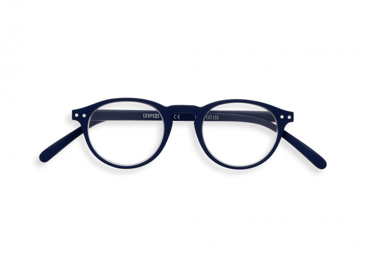 #A READING Navy Blue