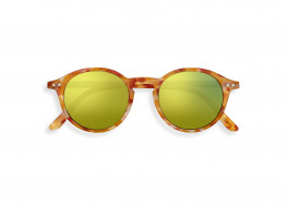 #D SUN Yellow Tortoise Mirror