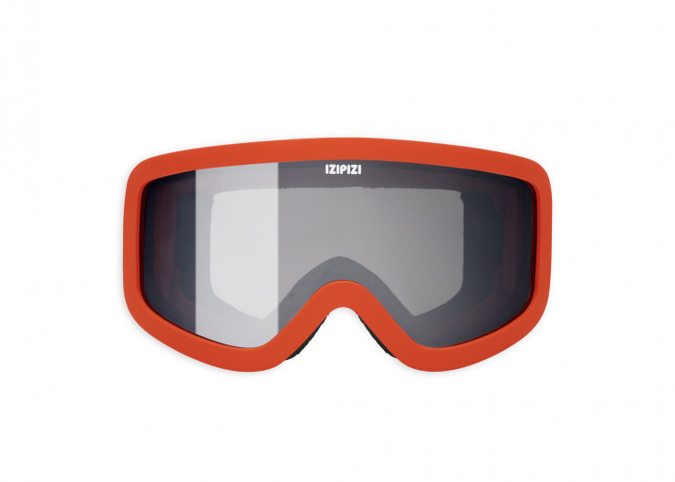 Izipizi SUN SNOW Orange masque ski