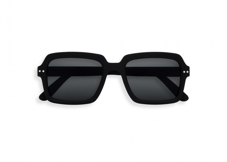Izipizi Studio AMIRAL Black sunglasses