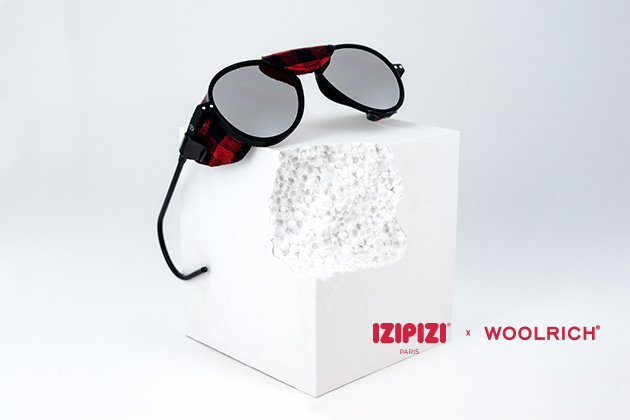NEW: discover the new IZIPIZI x WOOLRICH collab of...