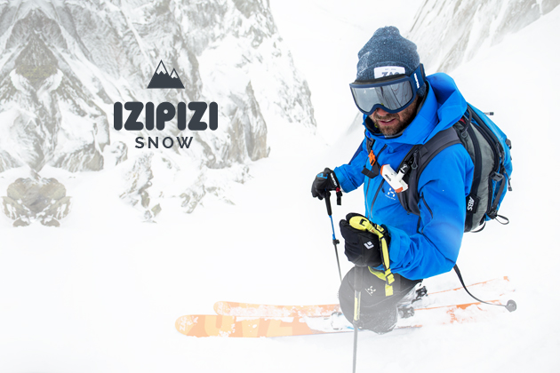 Discover the #SUN SNOW masks with out IZIPIZI Pro Team