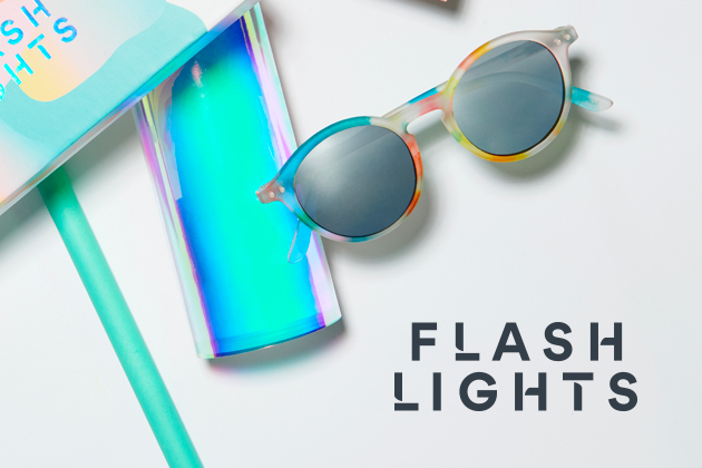 Flash Lights: the incredible new Spring-Summer...