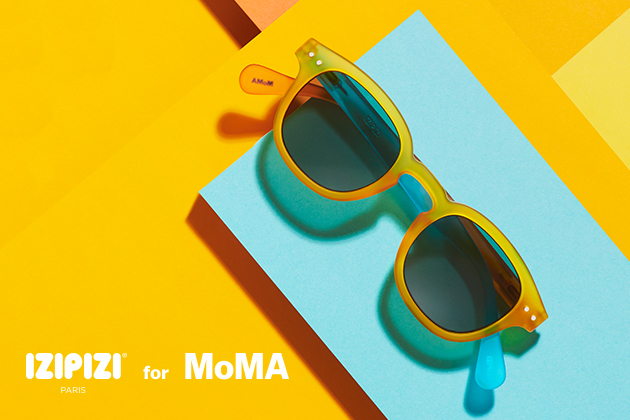 Discover the collab' IZIPIZI X  MOMA