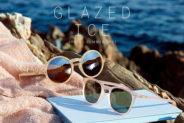 GLAZED ICE : Nouvelle collection SS'21