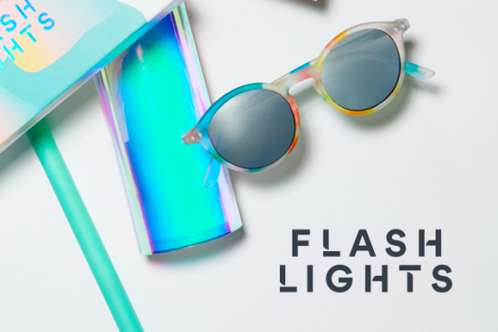 Flash Lights : la nouvelle collection printemps-été à tomber !
