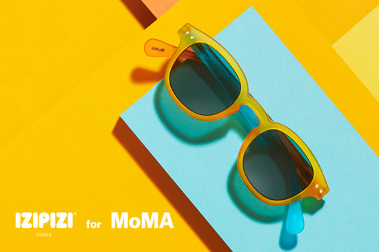 Discover the collab IZIPIZI X  MOMA